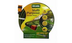 Garden Hose with Fittings 12mm