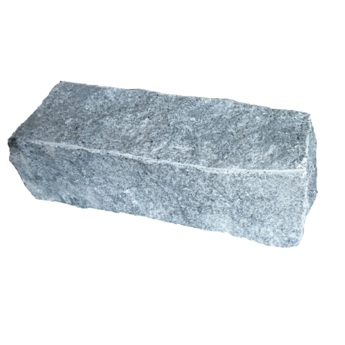 Granite Stone Edging : Natural stone garden edging blocks